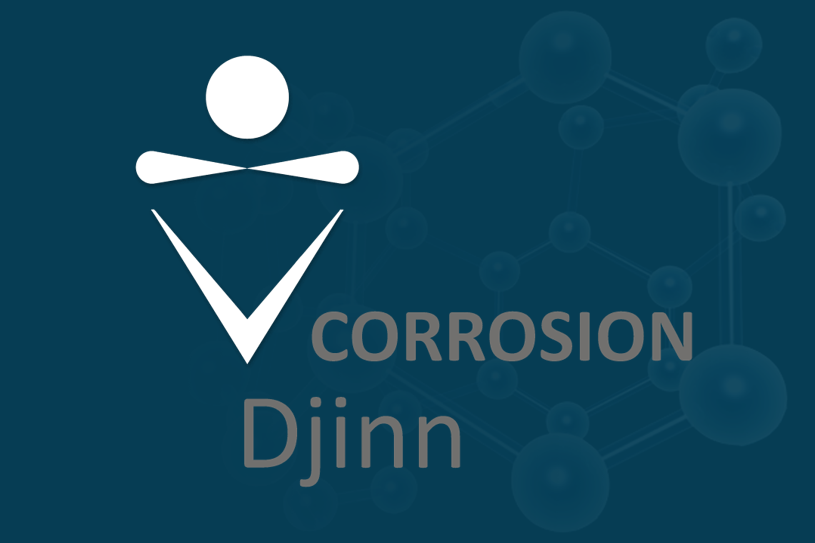 Corrosion Djinn Logo