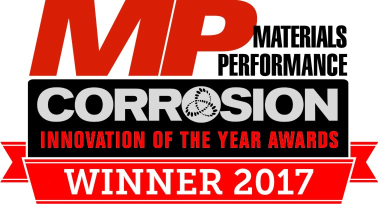 Corrosion innovation of the year awards - winner 2017